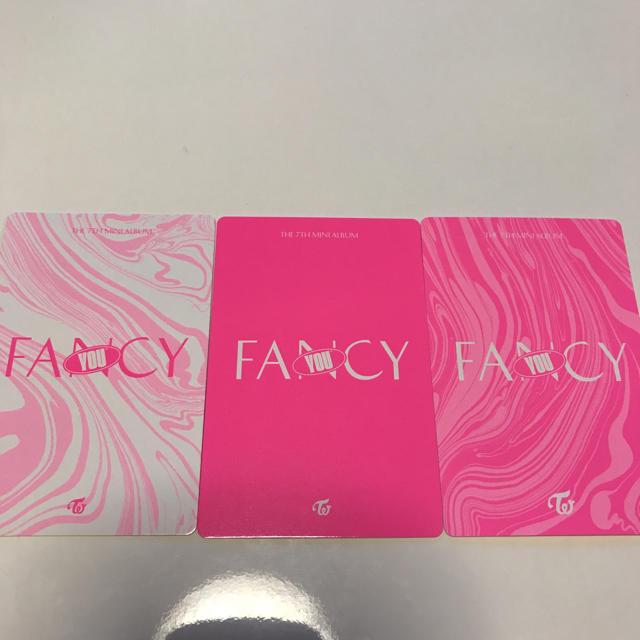 twice fancy you 特典