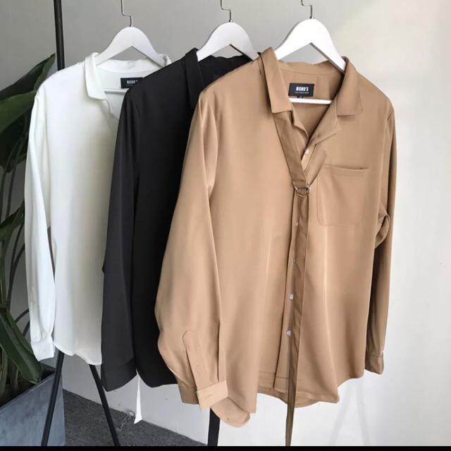 ファッション シャツ メンズ