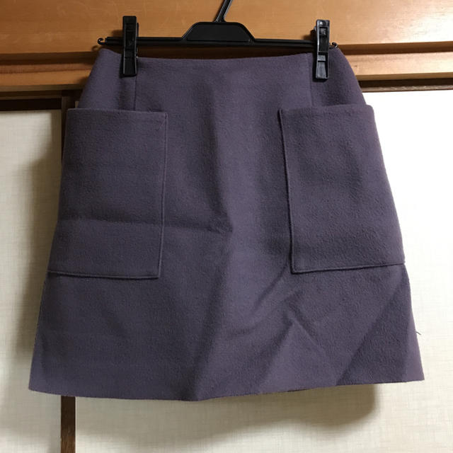 IENA(イエナ)のIENA 台形スカート レディースのスカート(ひざ丈スカート)の商品写真