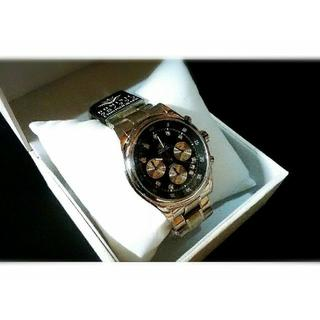 ドミニクシロ(Dominique Sirop)の全針駆動クロノグラフ ドミニク腕時計(腕時計(アナログ))