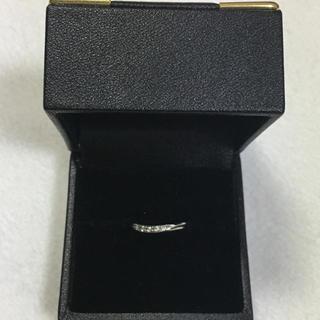 【のり様専用】ラザールダイヤモンド ラザールキャプラン プラチナリング 8号(リング(指輪))