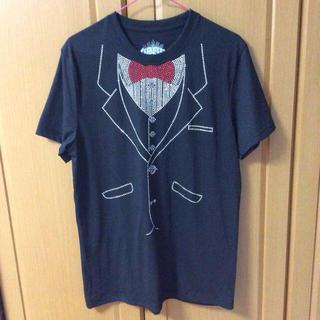 ファンキーフルーツ(FUNKY FRUIT)のフェイクジャケットTシャツ(Tシャツ(半袖/袖なし))