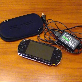 値下げ!PSP (家庭用ゲーム機本体)