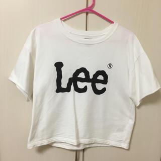 リー(Lee)のLee☆半袖スウェット(トレーナー/スウェット)