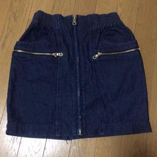 ダズリン(dazzlin)のdazzlinデニムスカート♡(ミニスカート)