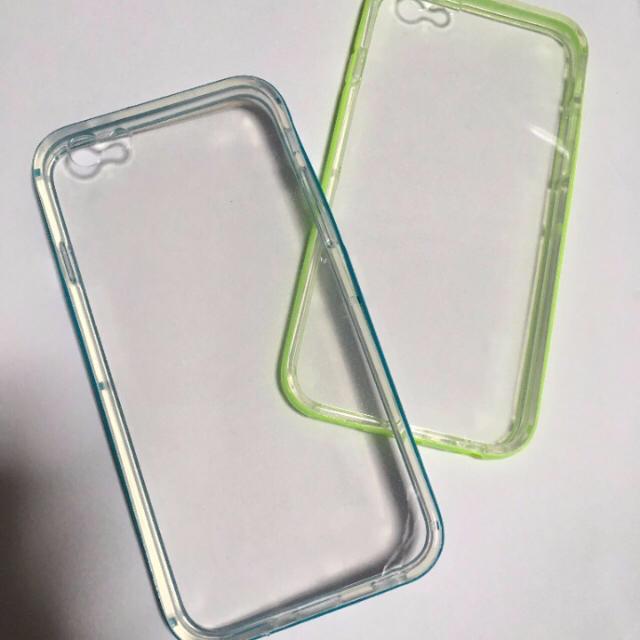 9bb1930433 値下げ iPhone6 携帯ケース カバー LED 光る 流行 秋 冬 新品 スマホ/家電/カメラ