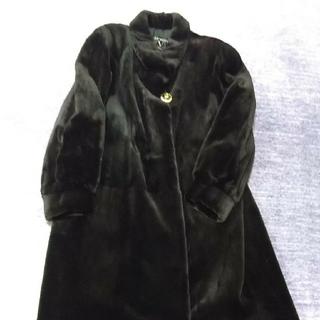 ヴァレンティノ(VALENTINO)の最終お値下げ ヴァレンティノ サガミンクコート(毛皮/ファーコート)