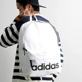 アディダス(adidas)のadidasリュック グレー(リュック/バックパック)