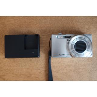 リコー(RICOH)の●値下げ  RICOH CX6 (コンパクトデジタルカメラ)