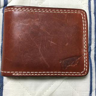 レッドウィング(REDWING)のREDWING 財布(折り財布)