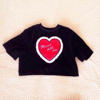 ジーヴィジーヴィ(G.V.G.V.)の最終値下げ!超人気GVGV♡今季Tシャツ(Tシャツ(半袖/袖なし))