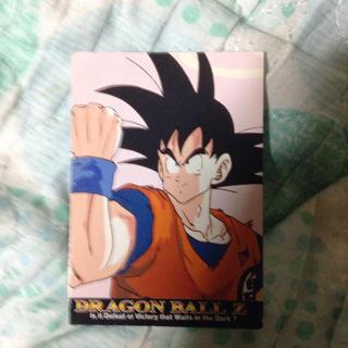 ドラゴンボール z 孫悟空 トレーディングカード(カード)