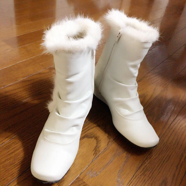 coca ITALY ショートブーツ レディースの靴/シューズ(ブーツ)の商品写真