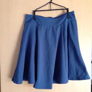 ハニーズ(HONEYS)の膝丈フレアスカート♡(ひざ丈スカート)