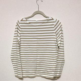 ムジルシリョウヒン(MUJI (無印良品))のはっぴー様専用(Tシャツ(長袖/七分))