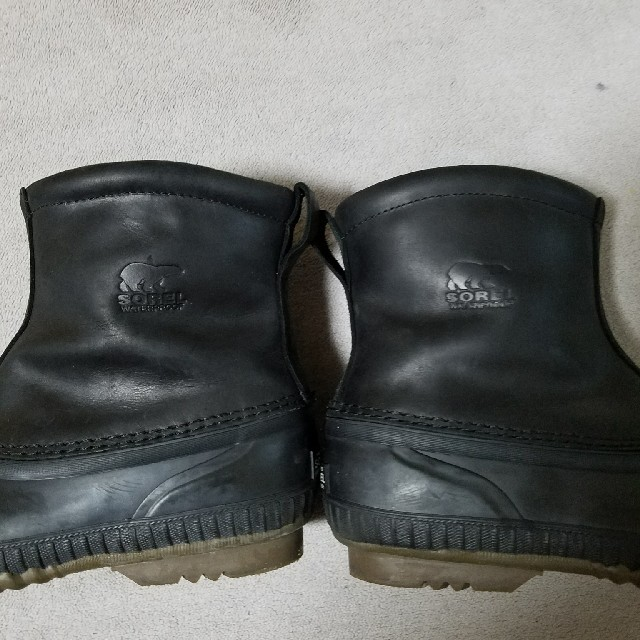 SOREL(ソレル)の美品 SOREL シャイアンプレミアムキャンパス 25cm メンズの靴/シューズ(長靴/レインシューズ)の商品写真