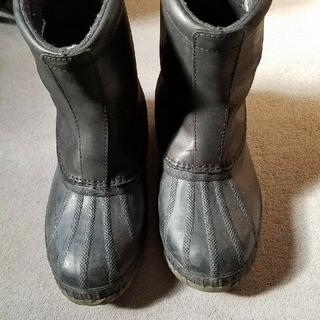 ソレル(SOREL)の美品 SOREL シャイアンプレミアムキャンパス 25cm(長靴/レインシューズ)