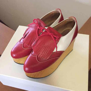ヴィヴィアンウエストウッド(Vivienne Westwood)のロッキンホース ゴルフ ヴィヴィアンウエストウッド(ローファー/革靴)
