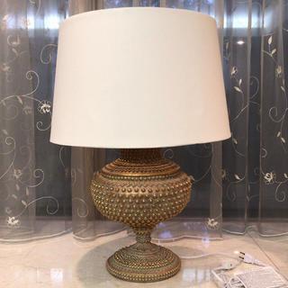 ザラホーム(ZARA HOME)のりーちぇ様専用  未使用♡ザラホームのテーブルランプ♡ 照明 シェード(テーブルスタンド)