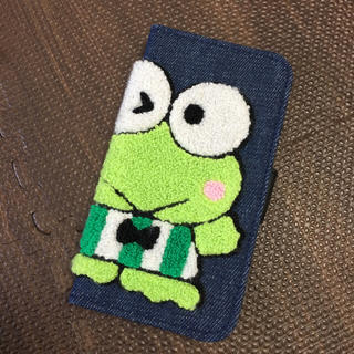 シマムラ(しまむら)のしまむら・サンリオ・ケロッピiPhoneケース(iPhoneケース)