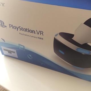 プレイステーションヴィーアール(PlayStation VR)の【大幅値下げ】PSVR カメラ同梱版(家庭用ゲーム機本体)