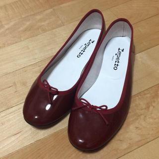 レペット(repetto)のレペットのバレエシューズ(ローファー/革靴)