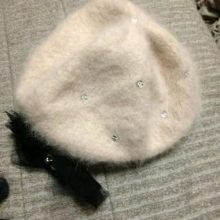 フォルティス(FORTIS)のかわいいベレー帽(ハンチング/ベレー帽)
