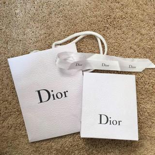 ディオール(Dior)のDior ギフトBOX(ラッピング/包装)