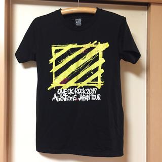 ワンオクロック(ONE OK ROCK)の【ONE OK ROCK】Tシャツ(Tシャツ(半袖/袖なし))
