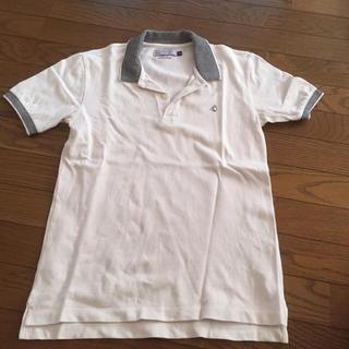 プチバトー(PETIT BATEAU)のPETIT BATEU ポロシャツ(ポロシャツ)