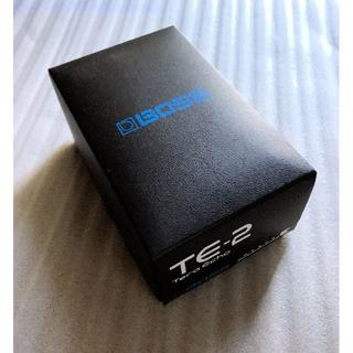 takuya0920さん専用 BOSS TE-2 Tera Echo(エフェクター)