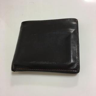 ホワイトハウスコックス(WHITEHOUSE COX)のWhitehouse Cox 二つ折り財布(折り財布)