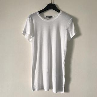 ビンス(Vince)の【未使用】VINCE★白Tシャツ(Tシャツ(半袖/袖なし))