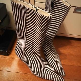 エマホープ(EMMA HOPE)の♡EMMA HOPE ブーツ  24センチ♡(ブーツ)