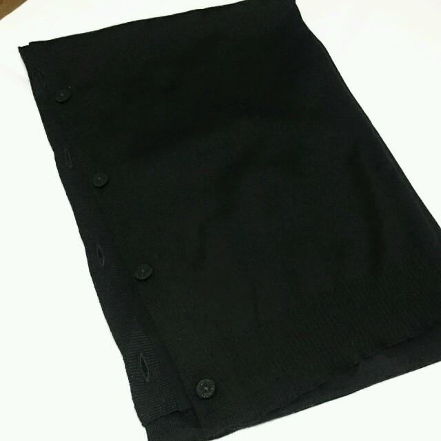 MUJI (無印良品)(ムジルシリョウヒン)の幾通りにも使えるケープ シルク混ウール レディースのファッション小物(ストール/パシュミナ)の商品写真