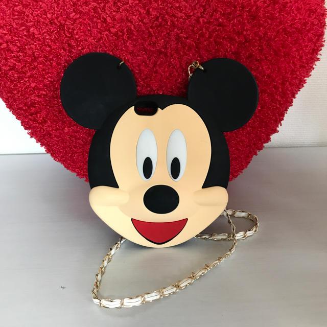 133709d195 Disney(ディズニー)のミッキー スマホカバーiphone6 シリコンケース スマホ/家電/カメラの