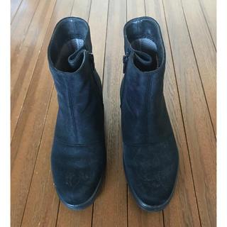 ワコール(Wacoal)のワコール Tear ショートブーツ 雨靴(レインブーツ/長靴)