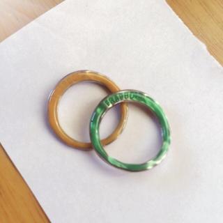 フラボア(FRAPBOIS)のフラボワの指輪(リング(指輪))