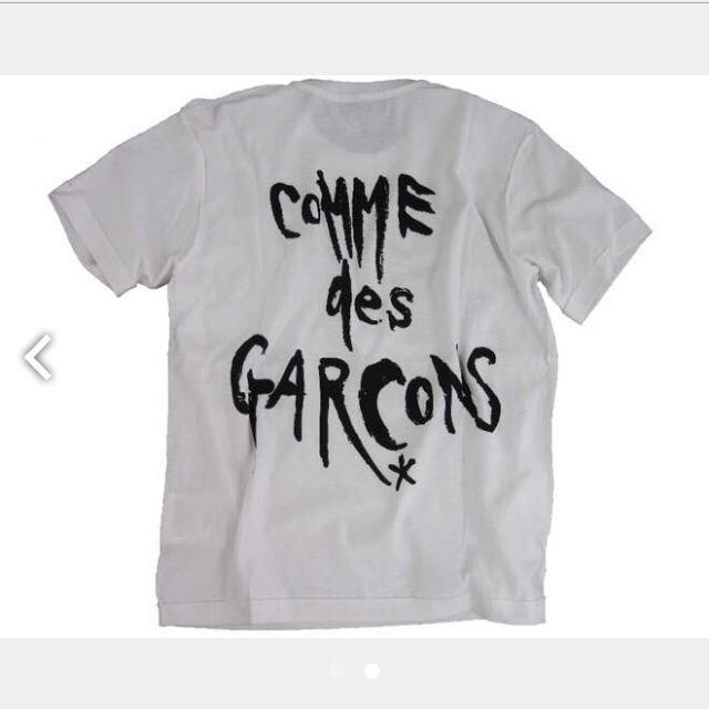 BLACK COMME des GARCONS(ブラックコムデギャルソン)のコムデギャルソン ブラックマーケット tシャツ メンズのトップス(Tシャツ/カットソー(半袖/袖なし))の商品写真