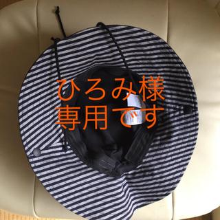 ムジルシリョウヒン(MUJI (無印良品))のひろみ様専用です  無印良品 サファリハット(ハット)
