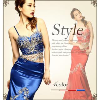エンジェルアール(AngelR)のLuxe Style キャバ ドレス(ロングドレス)