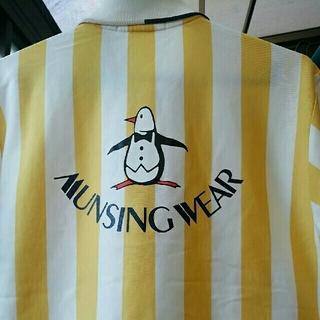 マンシングウェア(Munsingwear)のレアもの  マンシングウェア  ポロシャツ(ポロシャツ)