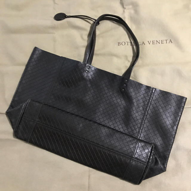 Bottega Veneta(ボッテガヴェネタ)のボッテガヴェネタ BOTTEGA VENETA トート ブラウン レディースのバッグ(トートバッグ)の商品写真