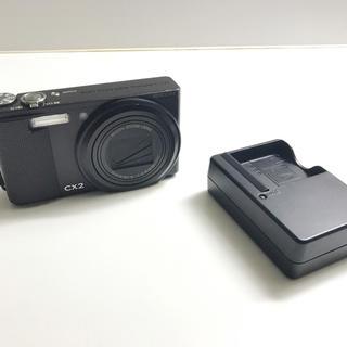 リコー(RICOH)のリコーCX2(コンパクトデジタルカメラ)