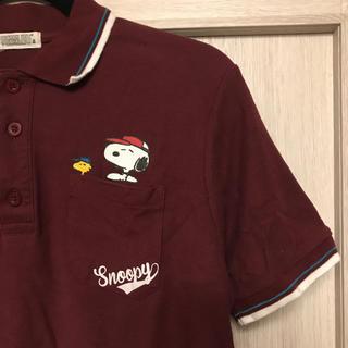 ピーナッツ(PEANUTS)のPEANUTS スヌーピー ポロシャツ(ポロシャツ)