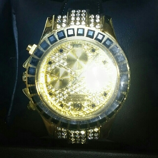 ジェンナロ(GENNARO)の値下げ💴⤵入手困難品。GENNAROオリジナルウォッチ 。(腕時計(アナログ))