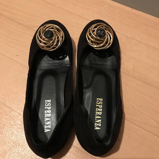エスペランサ(ESPERANZA)のエスペランサの靴!スエード素材(ハイヒール/パンプス)