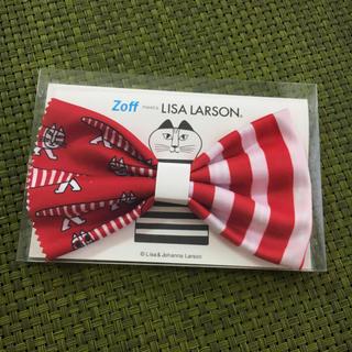 リサラーソン(Lisa Larson)のリサラーソン Zoff メガネクロス(サングラス/メガネ)