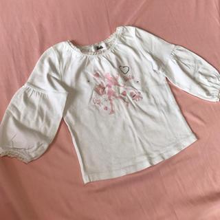 バービー(Barbie)のバービー 90サイズ(Tシャツ/カットソー)