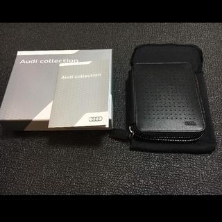 アウディ(AUDI)のアウディ Audi 財布 新品未使用(折り財布)